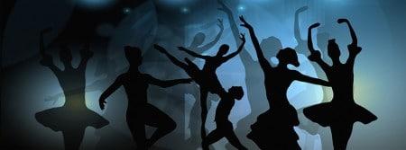 couverture-facebook-ballet-danseurs-femme-silhouettes-danse-illustration