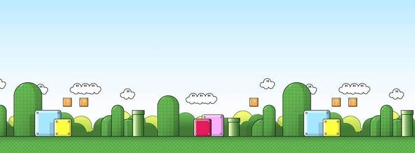 couverture-facebook-Mario-Bros-nintendo