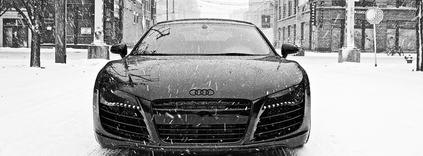 couverture-facebook-audi-r8-neige-snow