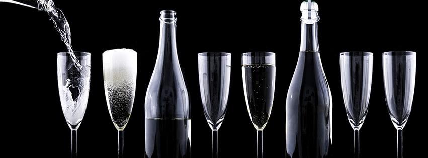 couverture-facebook-champagne-nouvel-année-fête-coupe