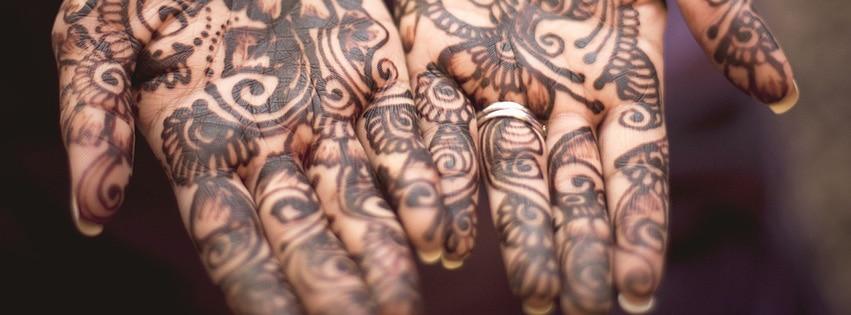 couverture-facebook-henné-mains-patron-femmes-palmiers-design-henna