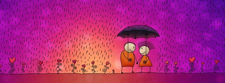 couverture-facebook-saint-valentin-amour-amoureux-sous-la-pluie