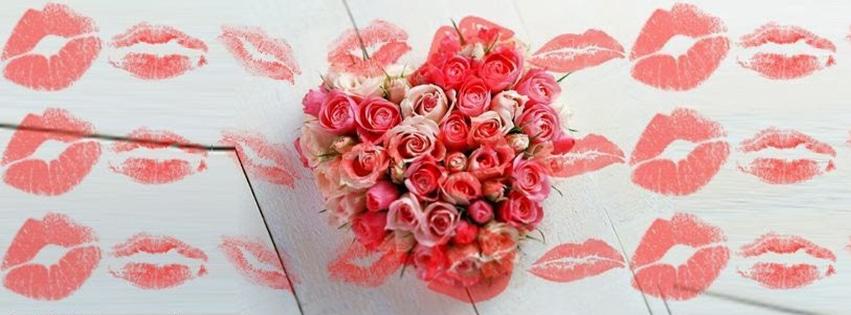 Couverture Facebook Saint Valentin