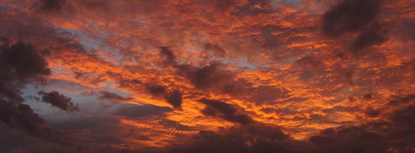sky-ciel-rouge-rose-coucher-de-soleil-bornéo