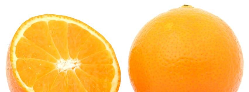 Nous vous proposons cette couverture pleine de vitamine, couverture Facebook orange. We offer this blanket full of vitamin