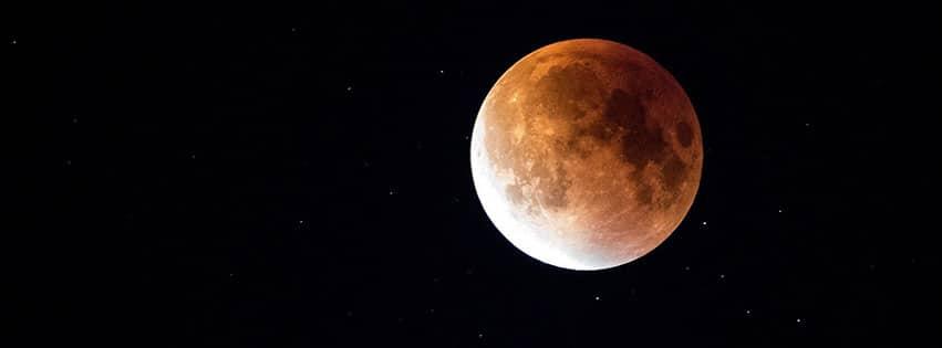 éclipse lunaire bloodmoon nuit lune ciel lunar fcouv.com