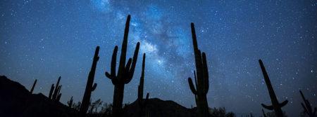 voie lactée étoile nuit ciel paysage désert milky way fbcouv.com