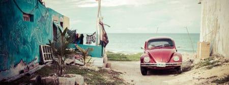 Volkswagen coccinelle Beetle Mexique voiture car fbcouv.com