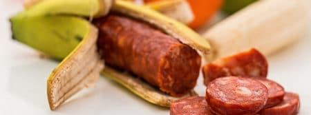 aliments chorizo banane chourico food fbcouv.com