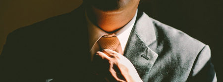 cravate ajuster réglage homme affaires tie fbcouv.com