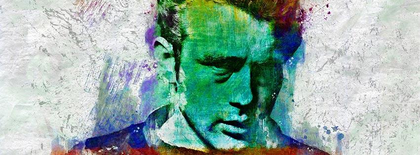 james dean film cinéma acteur holywood nostalgie fbcouv.com