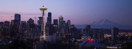 Seattle ville urbaines paysage urbain fbcouv.com