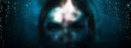 visage effrayant spooky halloween horreur peur face fbcouv.com