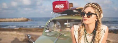 plage belle coccinelle voiture classique beach fbcouv.com